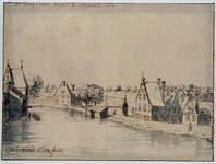 RI-196 Goudsesingel vanaf de Oostpoort.