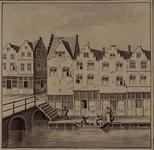 RI-259 Kaasmarkt, Lamsteeg en Melkmarkt ca. 1660