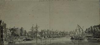 RI-284 De Oudehaven met de Mosseltrap, de Spaanse en de Gelderse kade.