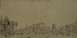 RI-347 De Geldersekade, september 1750.