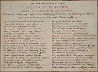 RI-435-2 Rigaes-Rust, een vers van 40 regels.