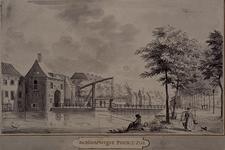 RI-480 De Binnewegse Poort anno 1758, aan de Coolsingel.