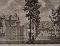 RI-494 De Delftse Poort aan de Oostzijde.