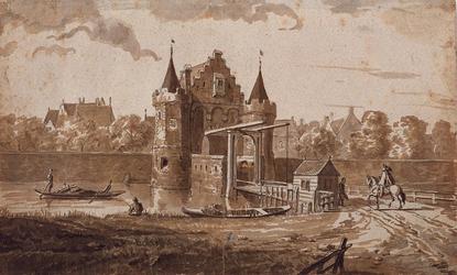 RI-524 Gouse Poirt van Rotterdam. Anno 1562