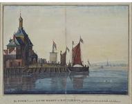 RI-567 De Ooster Oude Hoofdpoort aan de Oude Haven.