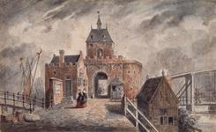 RI-641 Sciedamse Poirt tot Rotterdam c. 1580.
