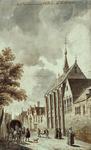 RI-676 Het Dominicanen Klooster aan de Hoogstraat omstreeks 1550.