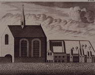 RI-679 Het Klooster van de Predikheren aan de Hoogstraat.