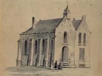 RI-687 Sint Sebastiaans kapel in de Lombardstraat.