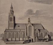 RI-695 De Grote Kerk of Sint-Laurenskerk aan het Grotekerkplein.