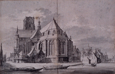 RI-703 Binnenrotte.De Grote kerk.