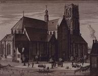 RI-707-I-EN-II De Grote Kerk aan de Binnenrotte.