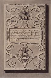RI-739 Grafsteen in de Grote Kerk van Anna Nicolaesdr. de Reus, weduwe van Pieter Pietersz. Hein.