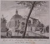 RI-786 Noordblaak, Houtburg en Lutherse Kerk.