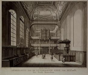 RI-794 De Lutherse kerk van binnen.
