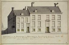 RI-869 Het Proveniers- en weeshuis van de Remonstrantse gemeente aan de Goudsesingel.