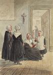 RI-872-2 Kleding der meisjes in het R.K. weeshuis aan de Schiedamsedijk.