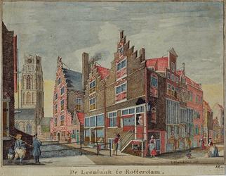 RI-906-1 De Leenbank in Rotterdam.