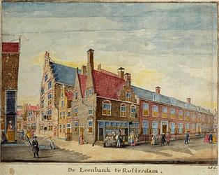 RI-906-2 De stadsleenbank aan de Bagijnenstraat.