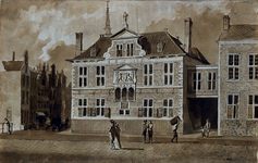 RI-939 Het Stadhuis, aan de Kaasmarkt.