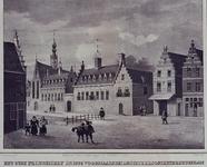 RI-966 Het oude Prinsenhof aan de Botersloot.
