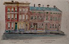 RI-976 Gezicht op de gevangenis voor jeugdige veroordeeldenen Huis van Arrest, het Gemeenlandshuis van Schieland.