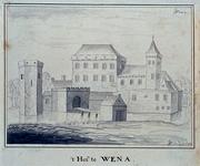 RISCH-100 Gefantaseerde voorstelling van Het Hof van Weena.