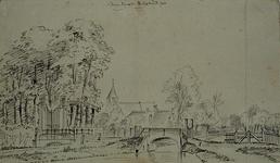 RISCH-106 t Dorp Kapelle 18 September 1755.