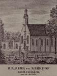 RISCH-119 Gezicht op de RK kerk aan de Hoflaan.