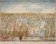 RISCH-122 Het Huis Ierusalem (Jeruzalem) op 26 november 1750.