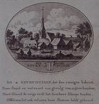 RISCH-155-A Het dorp Zevenhuizen.