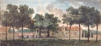 RISCH-159 Gezicht op de Hofstede Endeldijk te Naaldwijk.