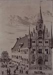 RISCH-219 Stadhuis te Gouda.