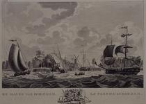 RISCH-242 De haven van Schiedam.