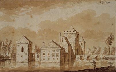 RISCH-29 Het slot Bulgersteyn anno 1071