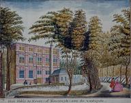 RISCH-55-1 Huis te Krooswijk, aan de westzijde van de Linker Rottekade.