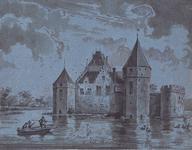RISCH-61 Slot Honingen, 15e eeuw.