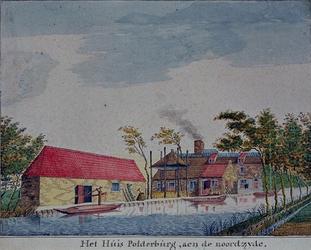 RISCH-83 Het huis Polderburg.