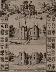 RISCH-87A Het huis te Spangen gebouwd in 1210.