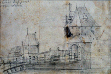 V-116-01 Oude hofpoort van Weena