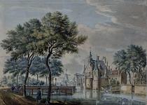 V-133 Delftse Poort gezien vanuit het westen.