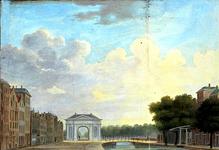 V-137-2 Ontwerp voor een nieuwe Delftse Poort.