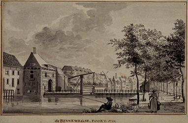 V-173-02 De Binnenwegse Poort anno 1759.