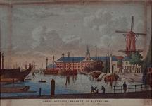 VII-144 Boerengat.Het Admiraliteitsmagazijn.Gebouw der Admiraliteit, aan het 's Lands Werf.