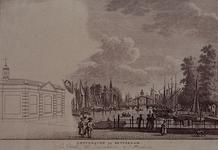 VII-255 Leuvehaven, ca. 1825.