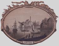 VII-311 Fabrieken op Feijenoord, aan de Nieuwe Maas.