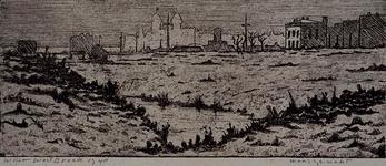 VII-354-41-02 Gezicht op de Nieuwe Maas, gezien uit het noorden.