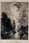 VII-551 Gezicht op de Nieuwehaven