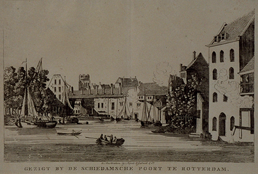 VIII-138 Schiedamsesingel.