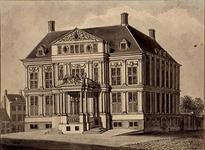 XIII-13 Schielandshuis uit het oosten.